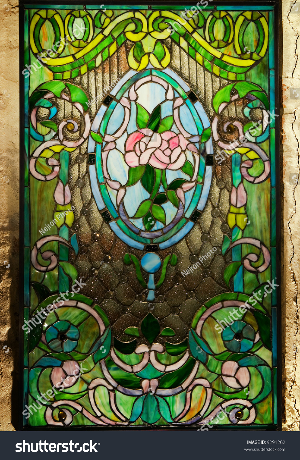 beautiful stained glass wallpaper - photo #24