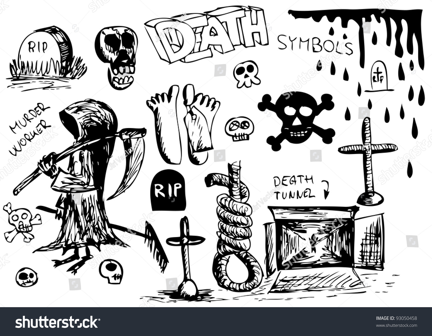Doherty Greg Death And Afterlife Symbolism