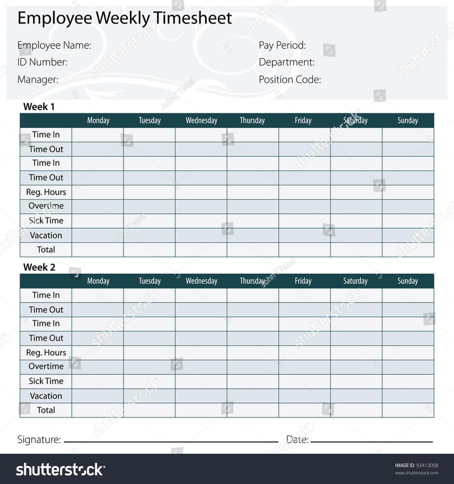 Timesheet Design free ticket generator flight scheduler sample resume – Timesheet Design