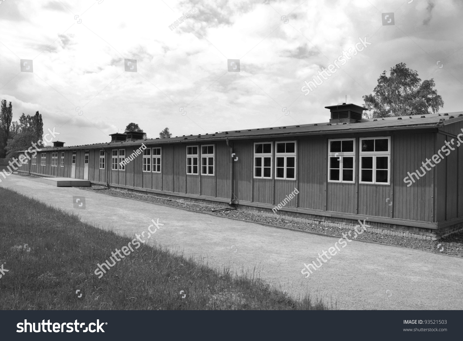 Sachsenhausenoranienburg Nazi Concentration Camp Germany Jewish - Concentration camp museums in usa