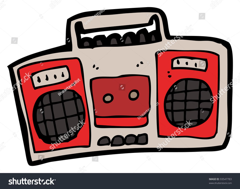 Image result for radio cartoon