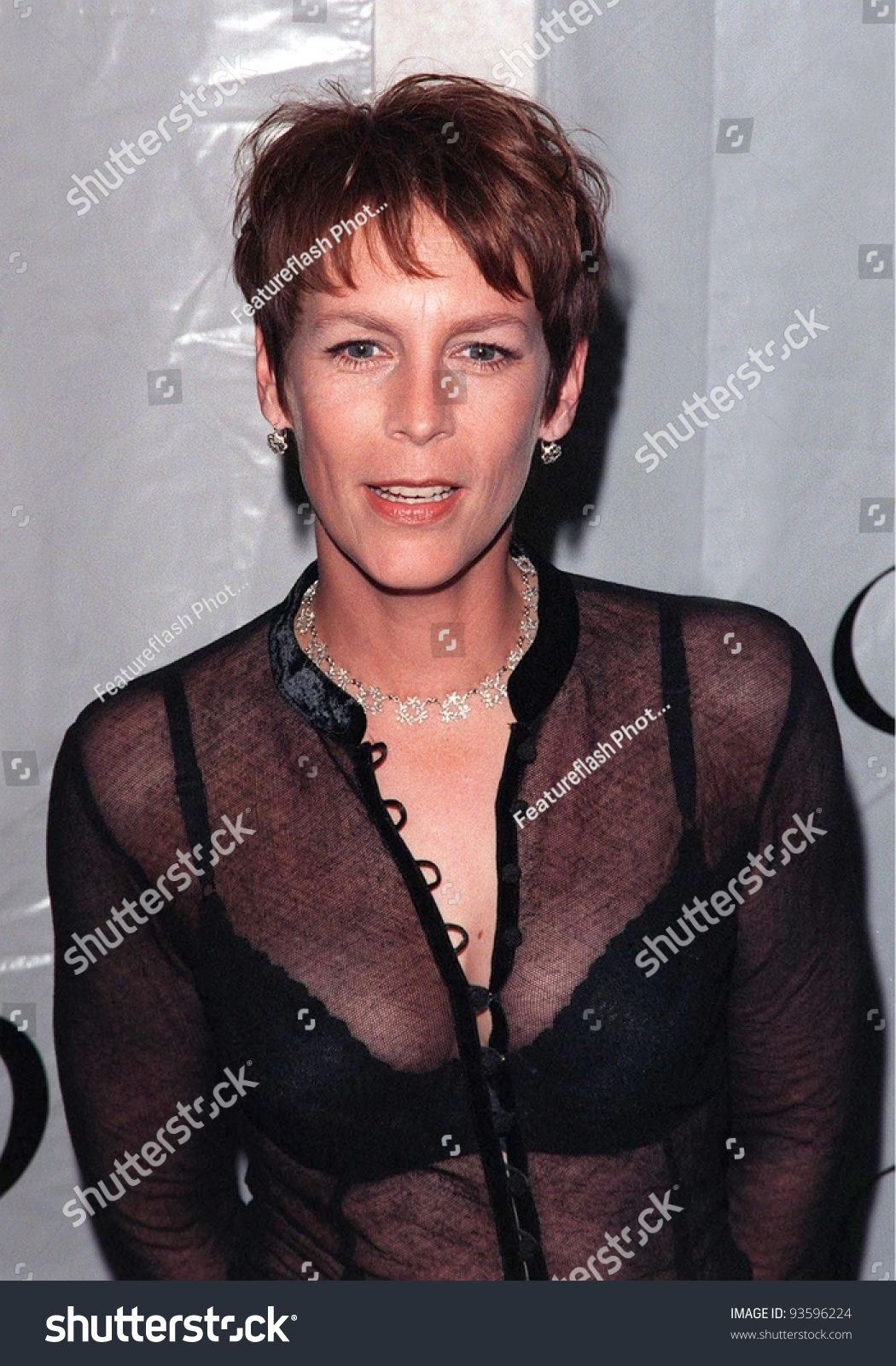 20APR98: Actress JAMIE LEE CURTIS at the 9th Annual GLAAD (Gay & Lesbian  Alliance