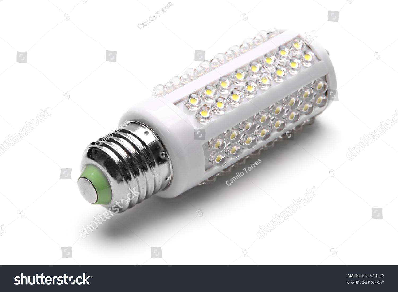 Energy Saving Led Light Bulb Stock Photo 93649126 Shutterstock