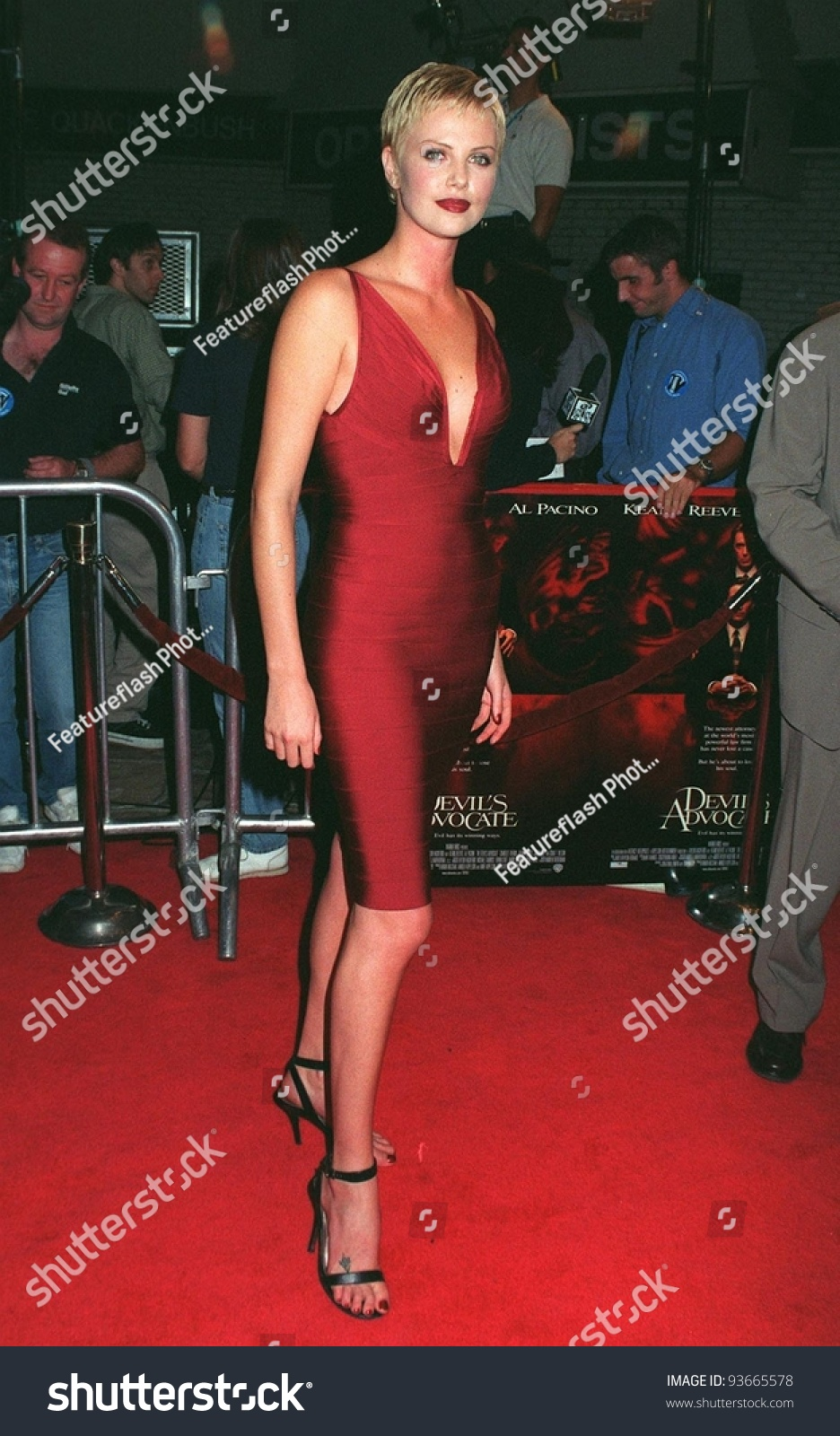 Advocate devils charlize theron Charlize Theron: