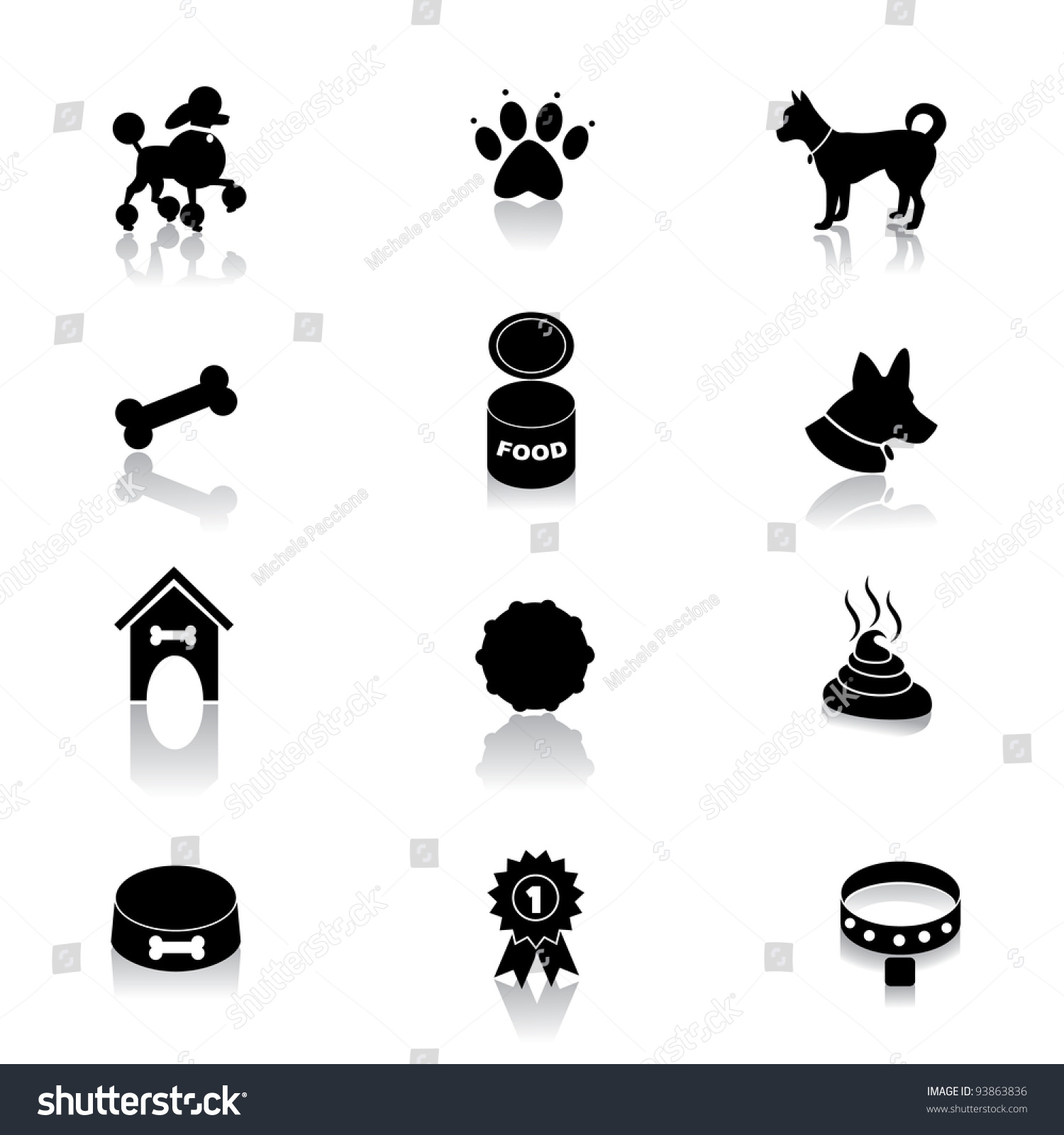 Black Dog Represents