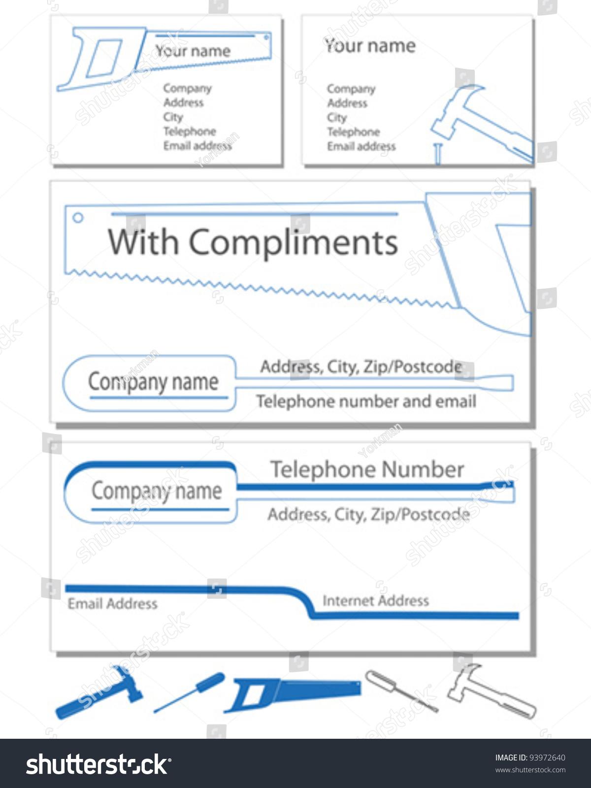 Unusual Business Card Address Format Ideas - Business Card Ideas ...