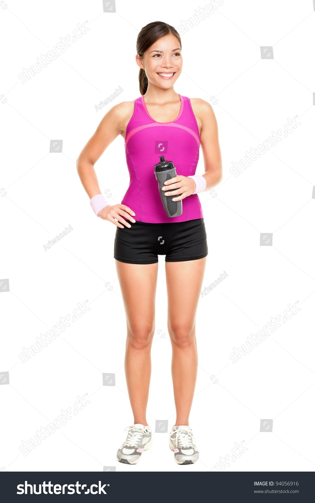 how to become a fitness clothing model canada