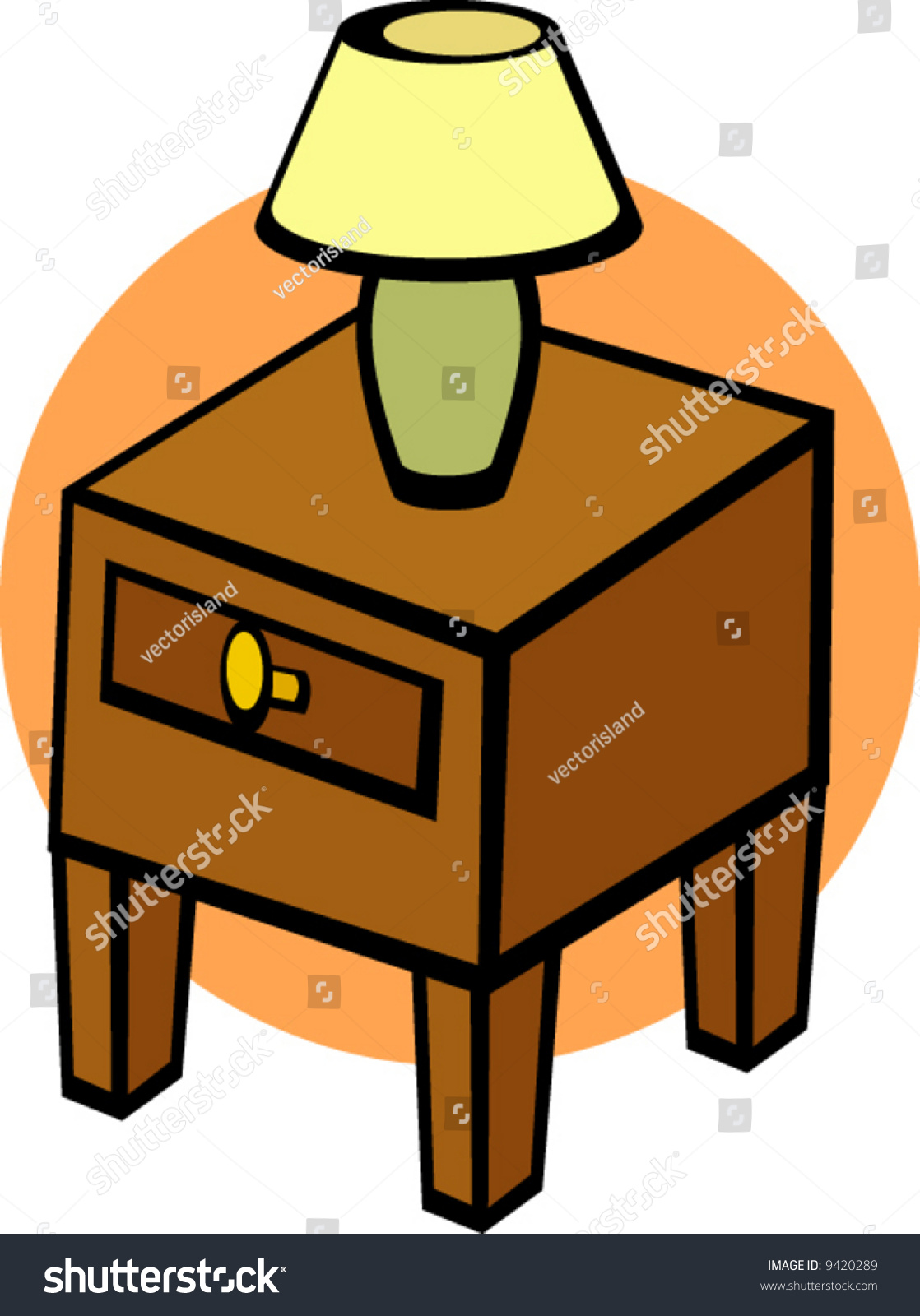 night table clipart - photo #14