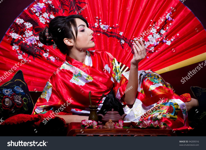 Секс чайная церемония 1 фотография
