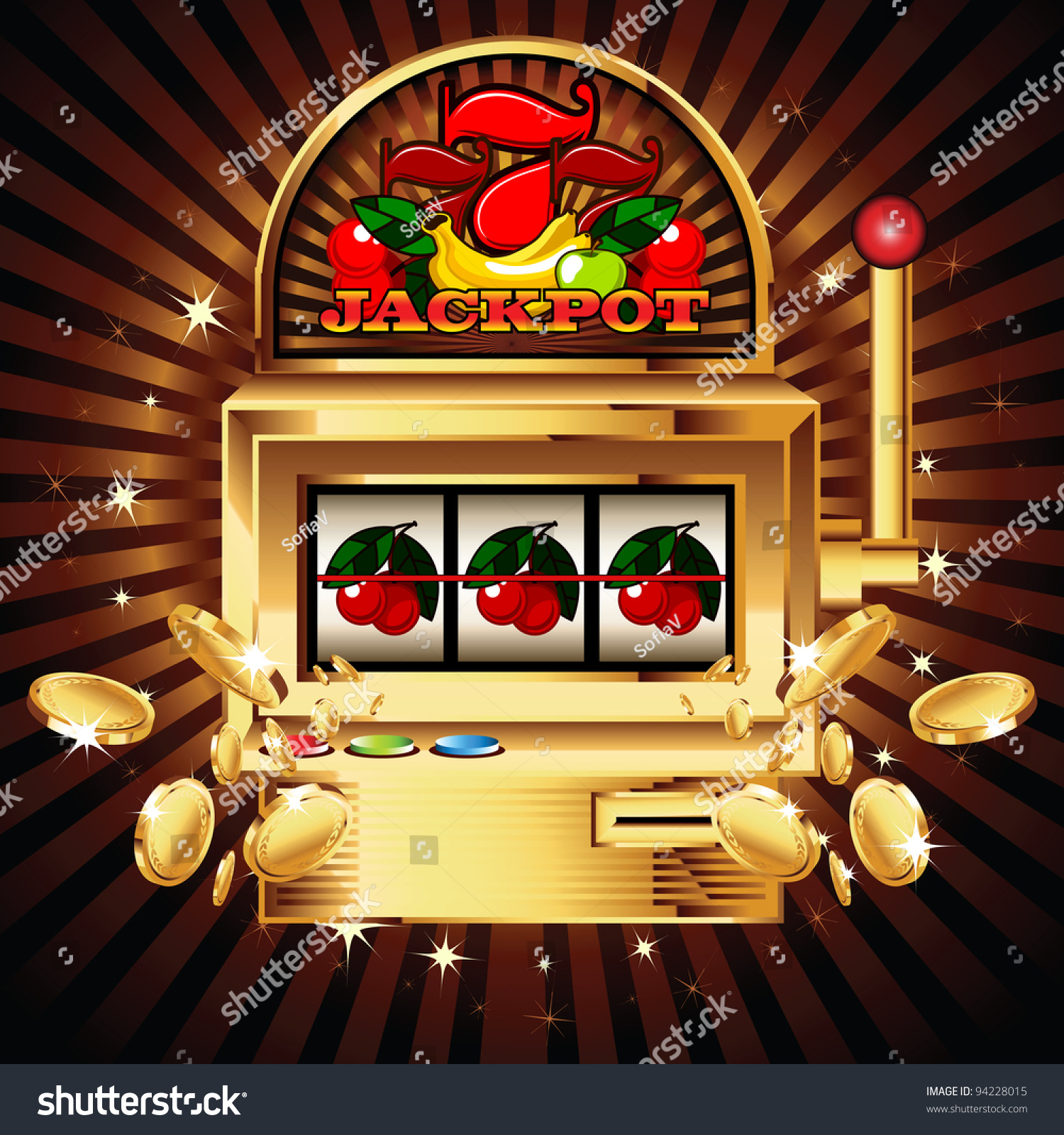 how to a winning slot machine at the casino