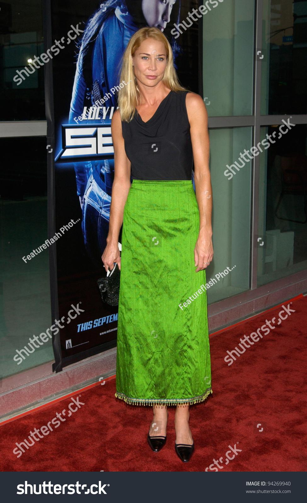 actress kathleen kinmont world premiere los stock photo 94269940 shutterstock. Black Bedroom Furniture Sets. Home Design Ideas