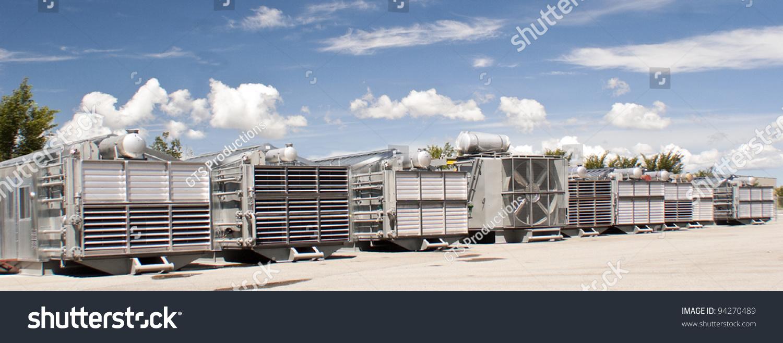 Natural Gas Compressor Coolers