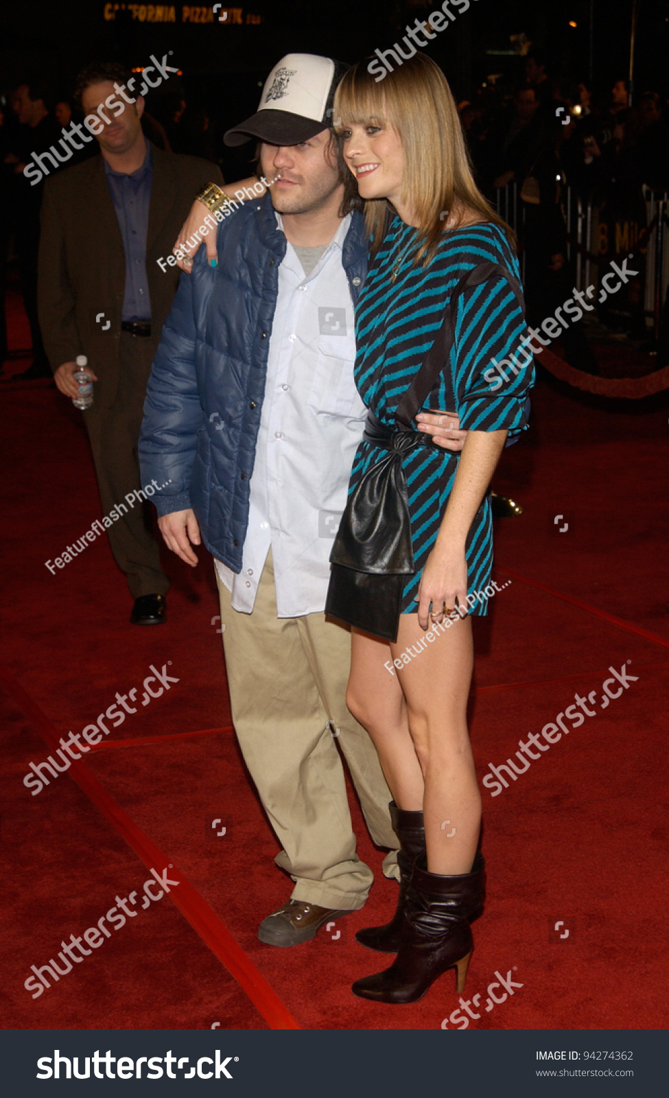 Actress Taryn Manning & Brother Kellin At The World ...