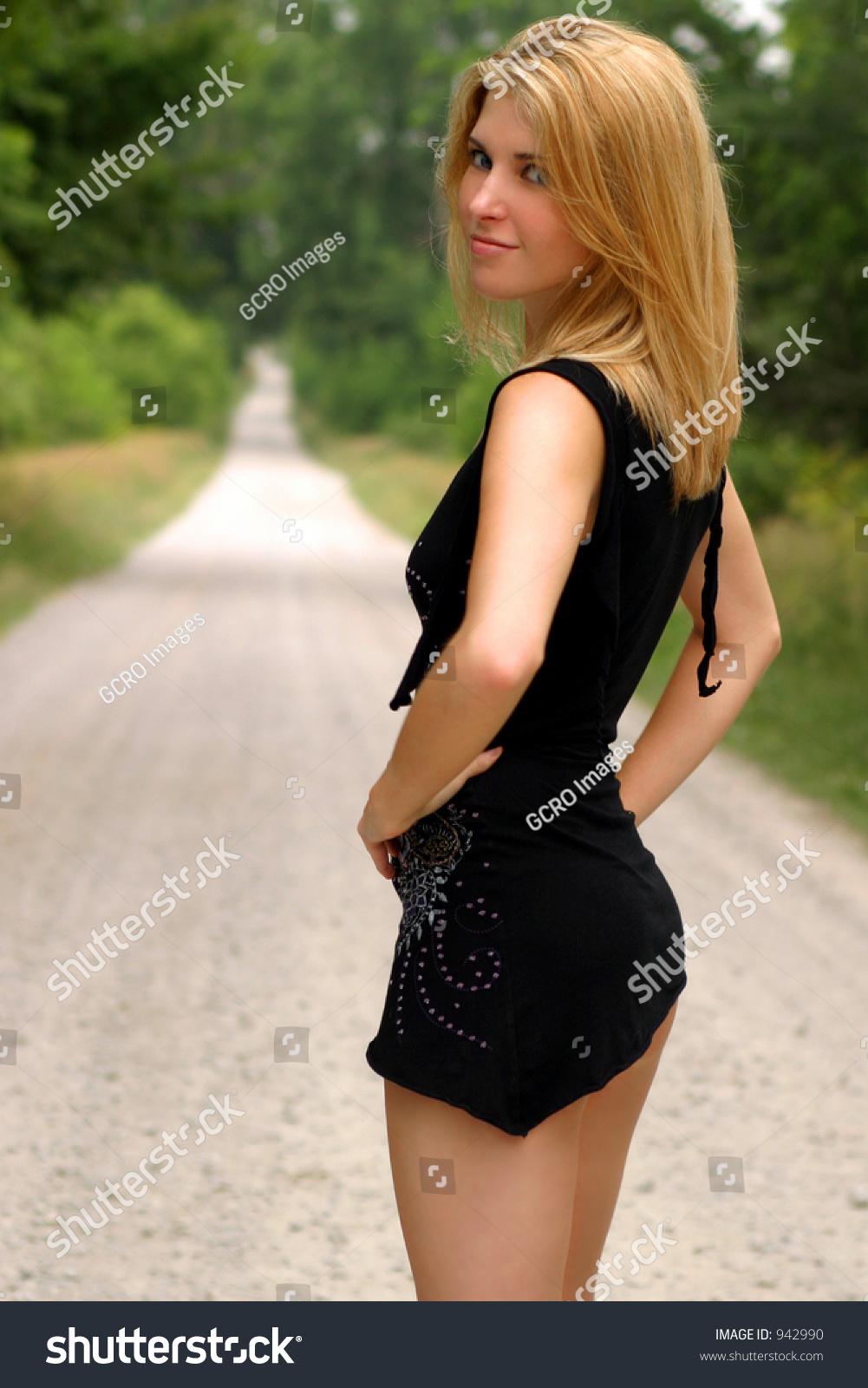 Very Short Dress Ii Stock Photo 942990 - Shutterstock