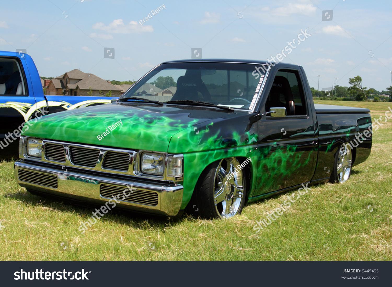 Lowrider Nissan Trucks Www Pixshark Com Images