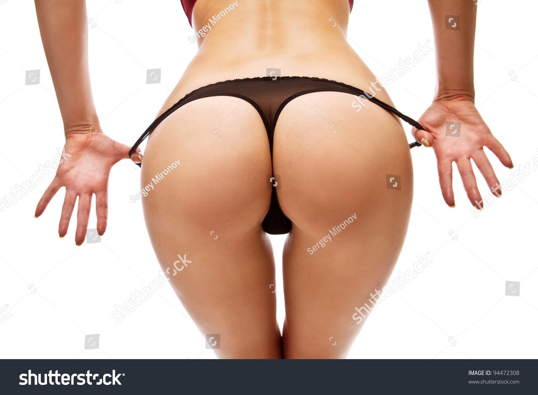 Take off her panties