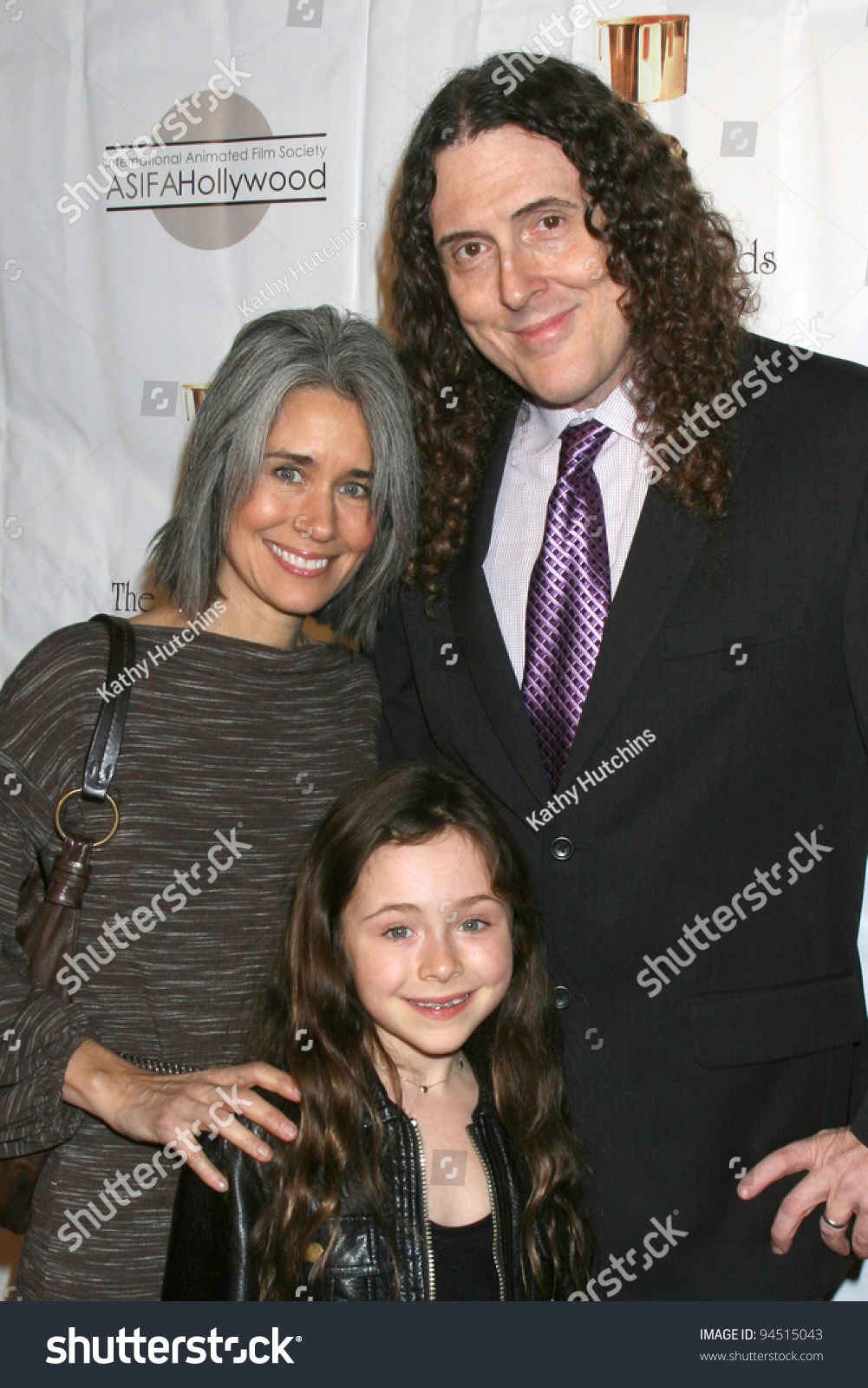 LOS ANGELES FEB 4 Weird Al Stock Photo (Download Now) 94515043 ...