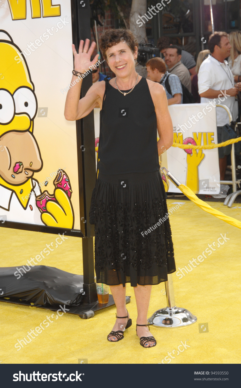 julie kavner weight