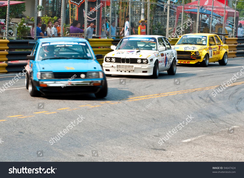 Bangsean Thailand Feb 5 Sumet Driver Stock Photo Edit Now 94647424