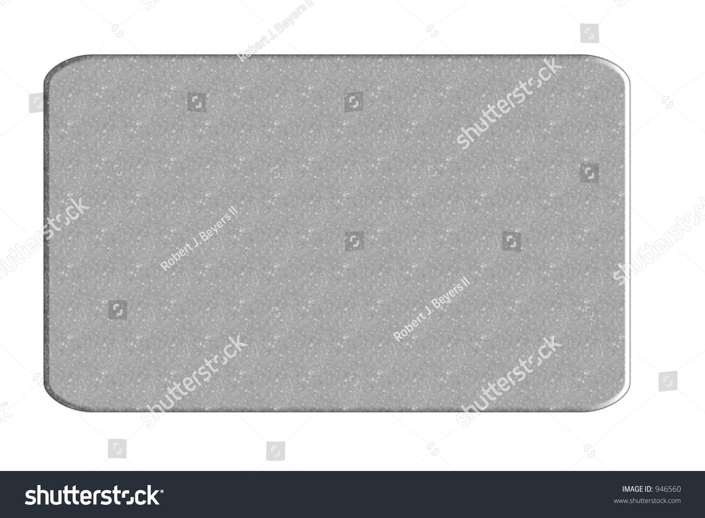 Stone Tablet Clip Art : Vertical rectangular blank stone tablet isolated stock