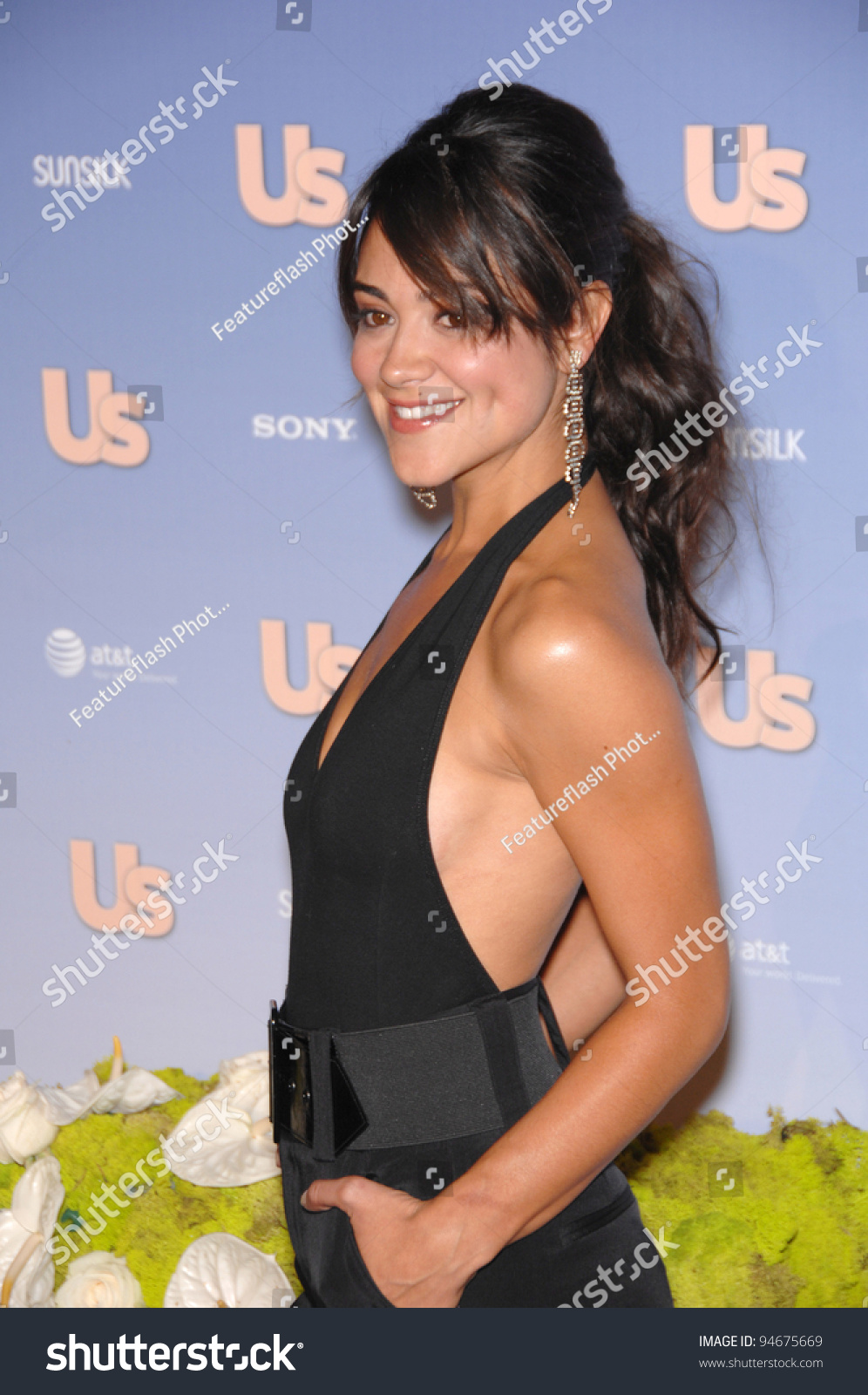 Camille Guaty Us Weekly Magazines Hot Stock Photo 94675669 ...