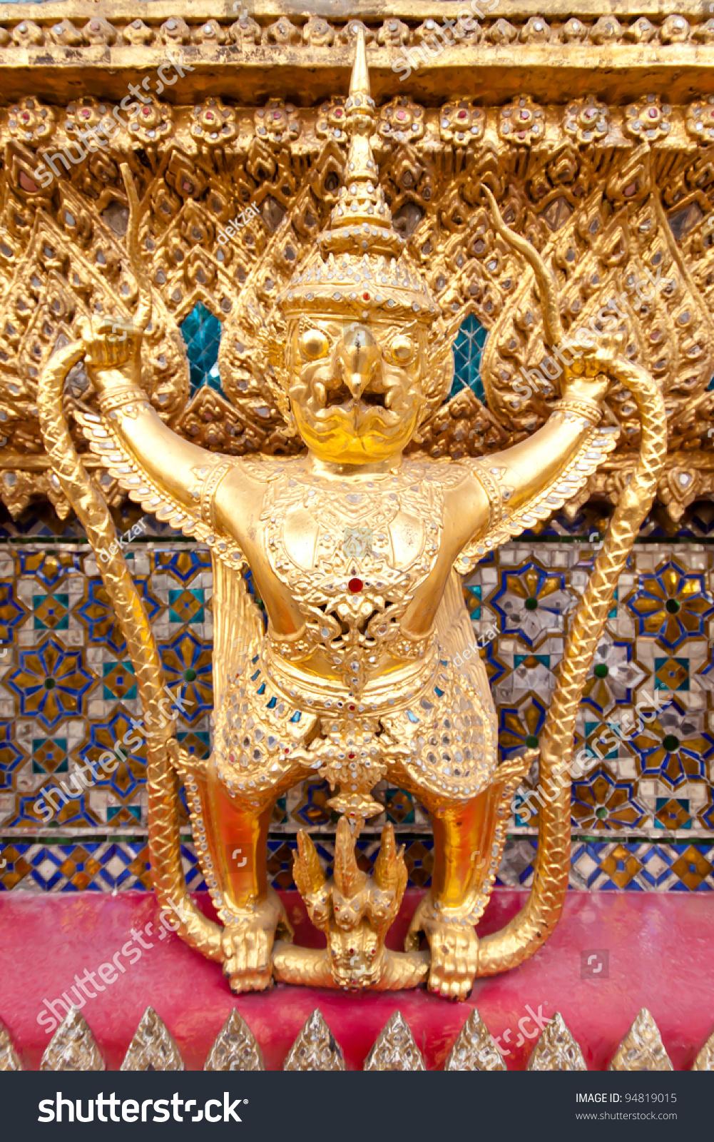 Arts Crafts Thailand Stock Photo Edit Now 94819015