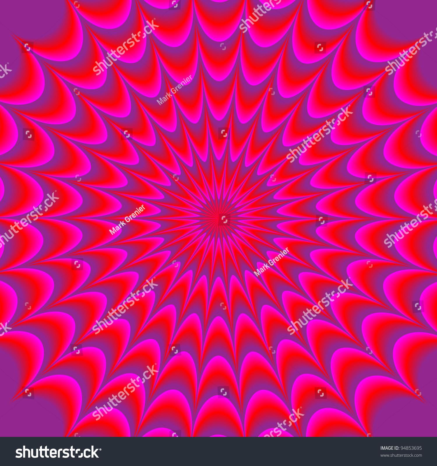 flower power illusion - photo #2