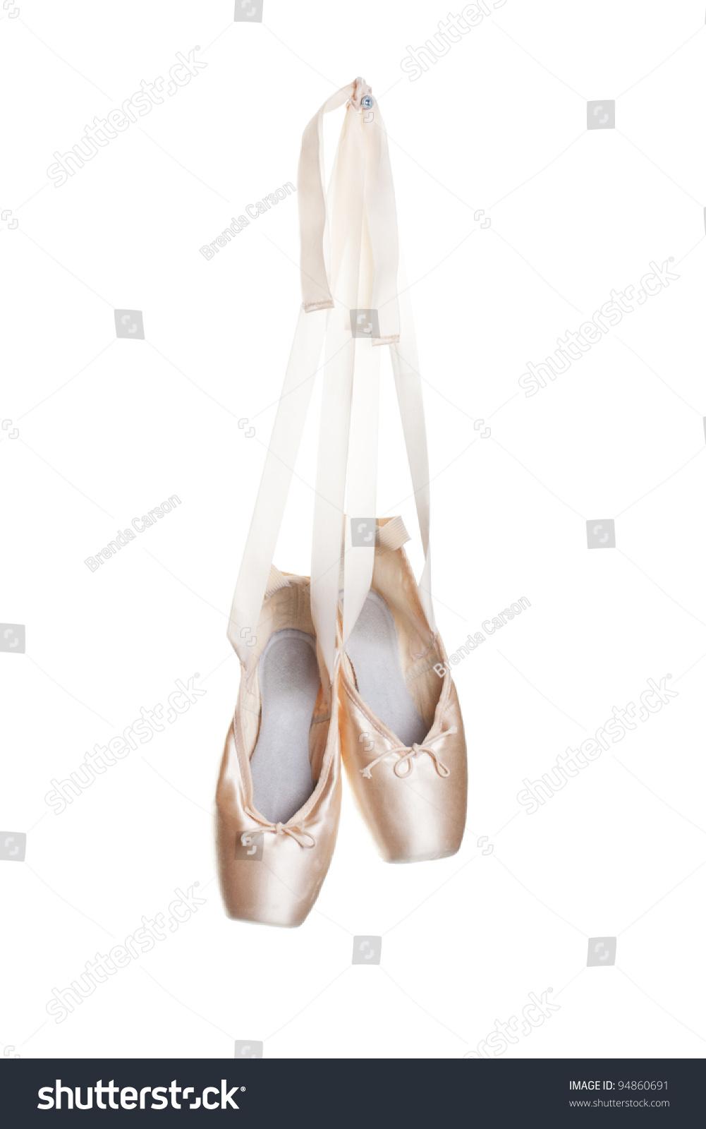 ballet shoes hanging wwwpixsharkcom images galleries