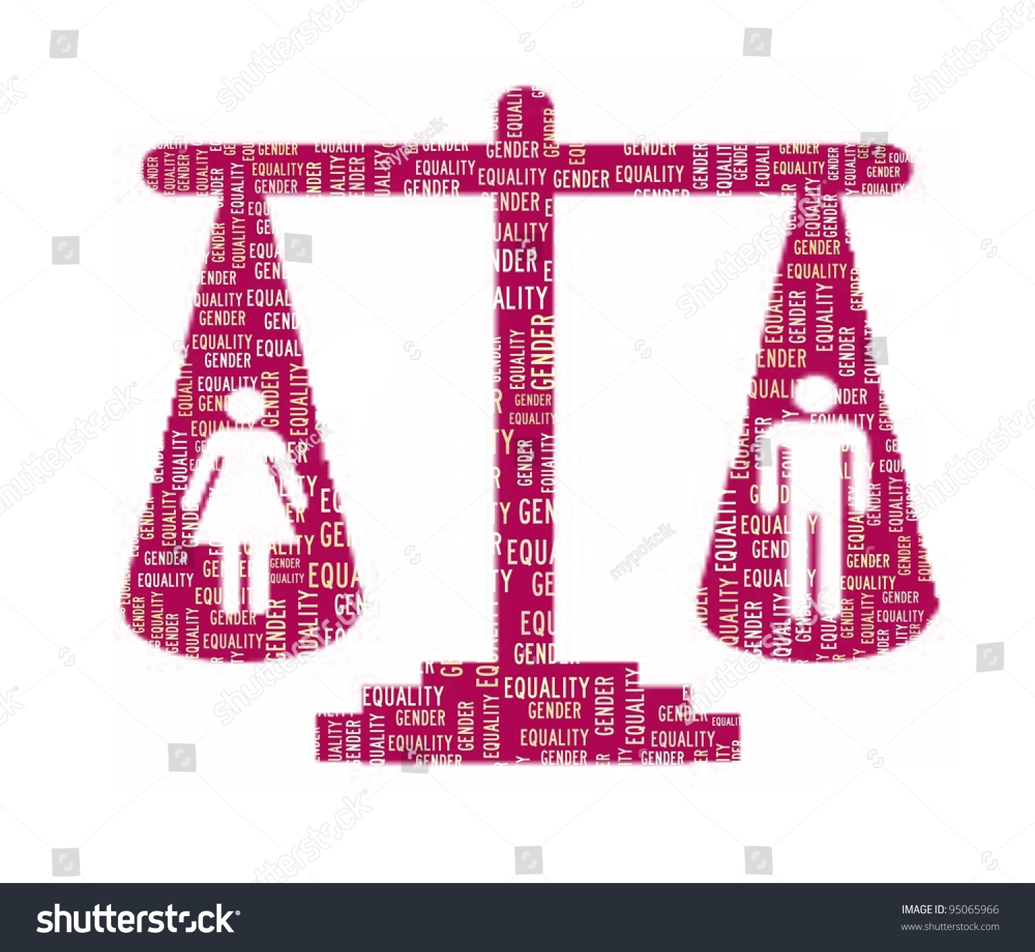 letters on the equality of the sexes gender equality concept word collage stock illustration 23387 | stock photo gender equality concept in word collage 95065966