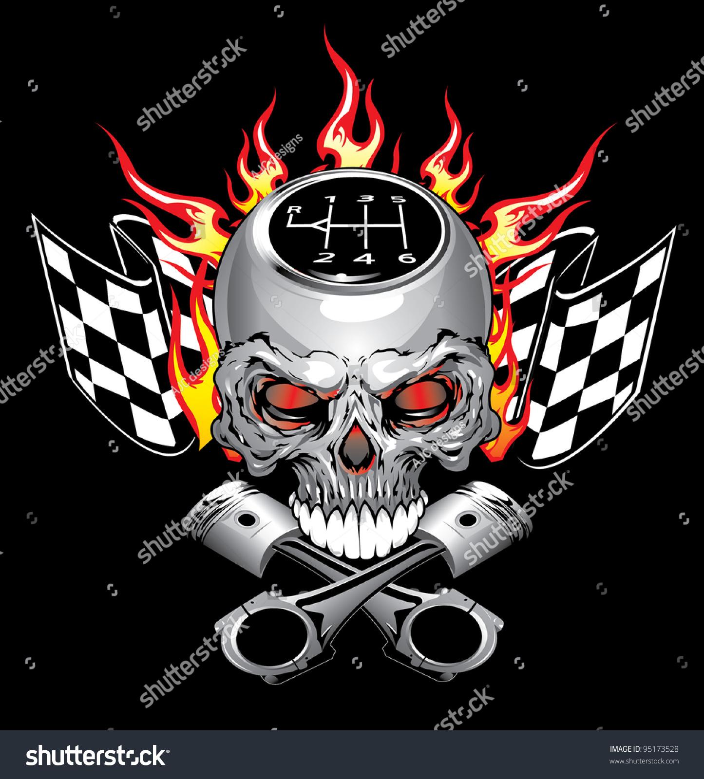 royalty free race skull 95173528 stock photo avopix com