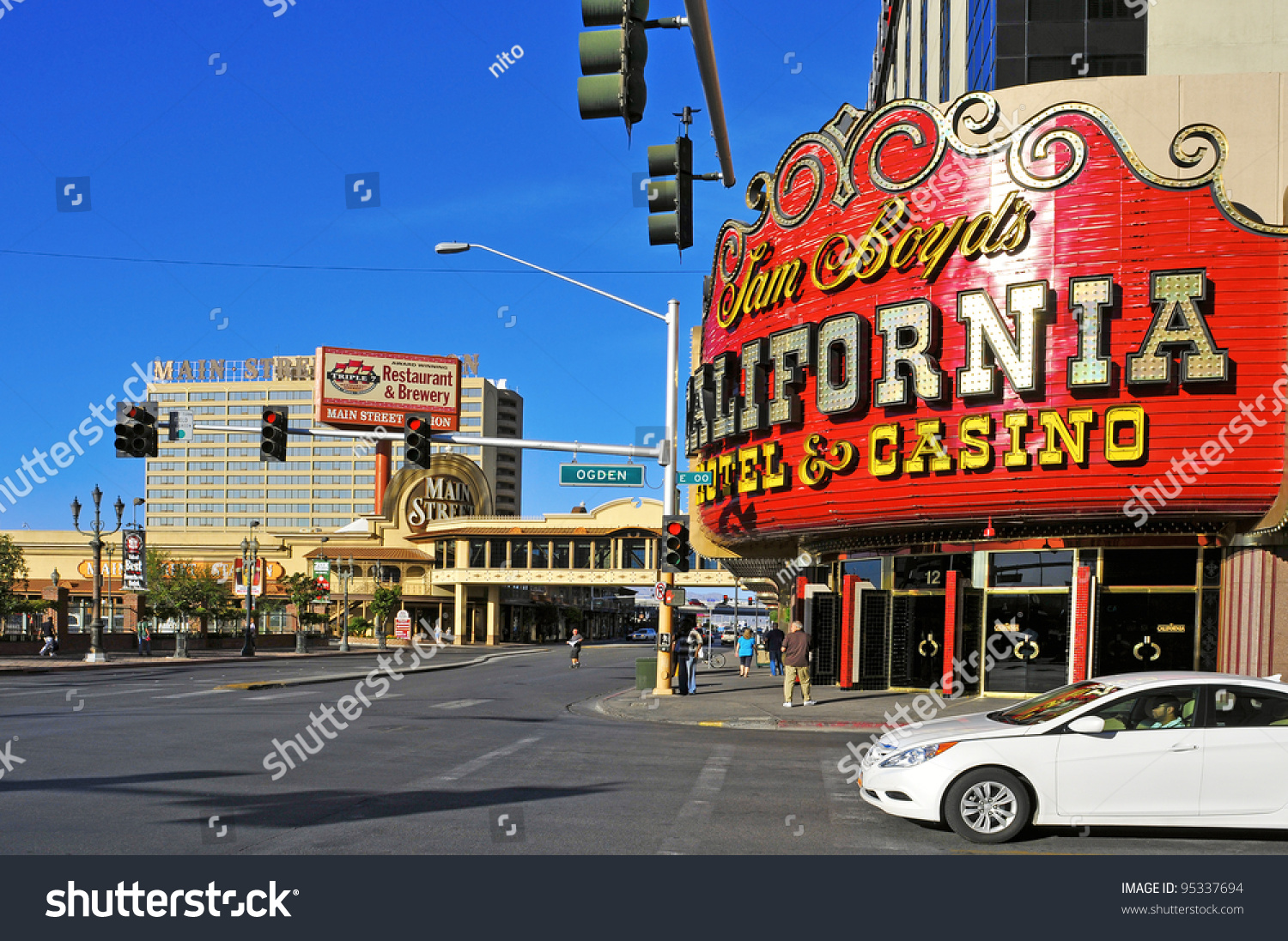 Las Vegas Us October 13 California Stock Photo Edit Now 95337694