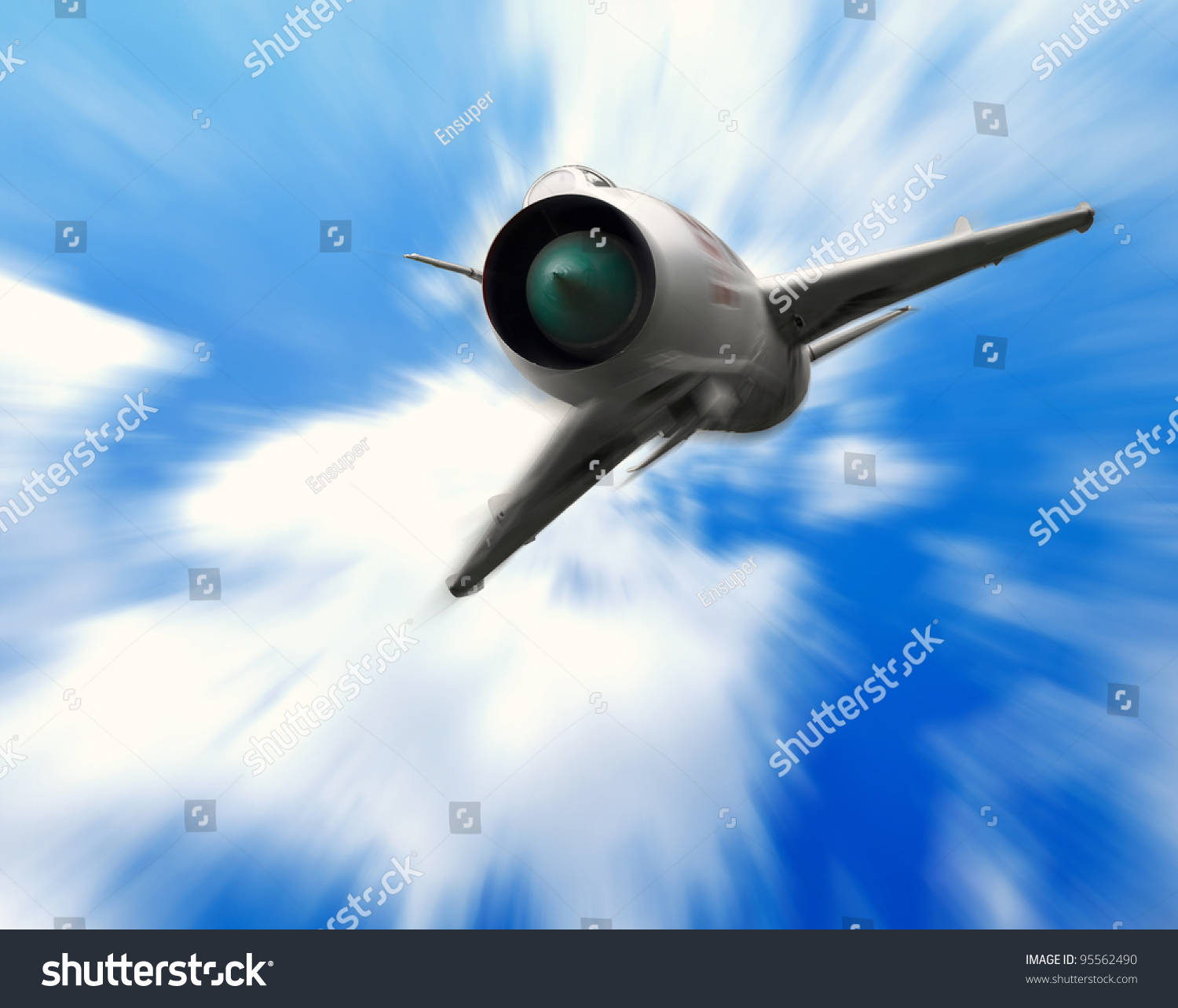 Blue Fighter Jets Stock Photo Military Aircraft Fighter Jet And Blue