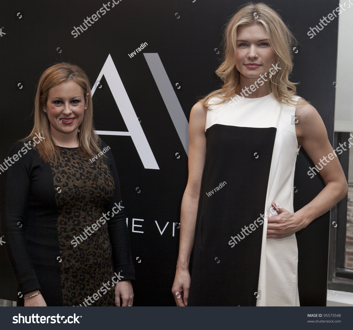 manhattan designers mobel NEW YORK - FEBRUARY 16: Designer Alicia Golitzin u0026 model for Adrienne  Vittadini collection by Alicia Golitzin at Adrienne Vittadini showroom in  Manhattan on ...