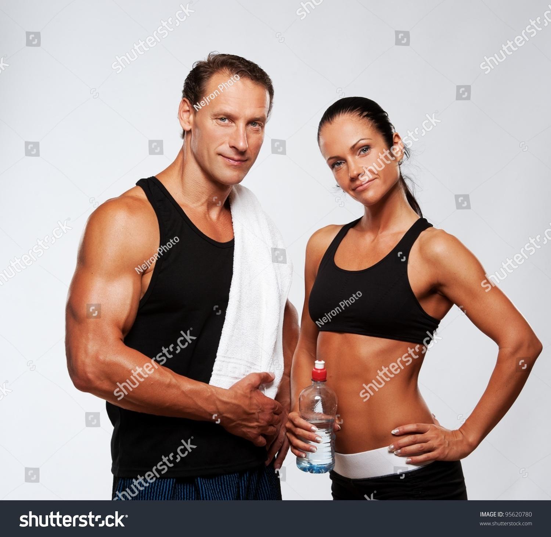 После фитнеса две девушки и два парня 9 фотография