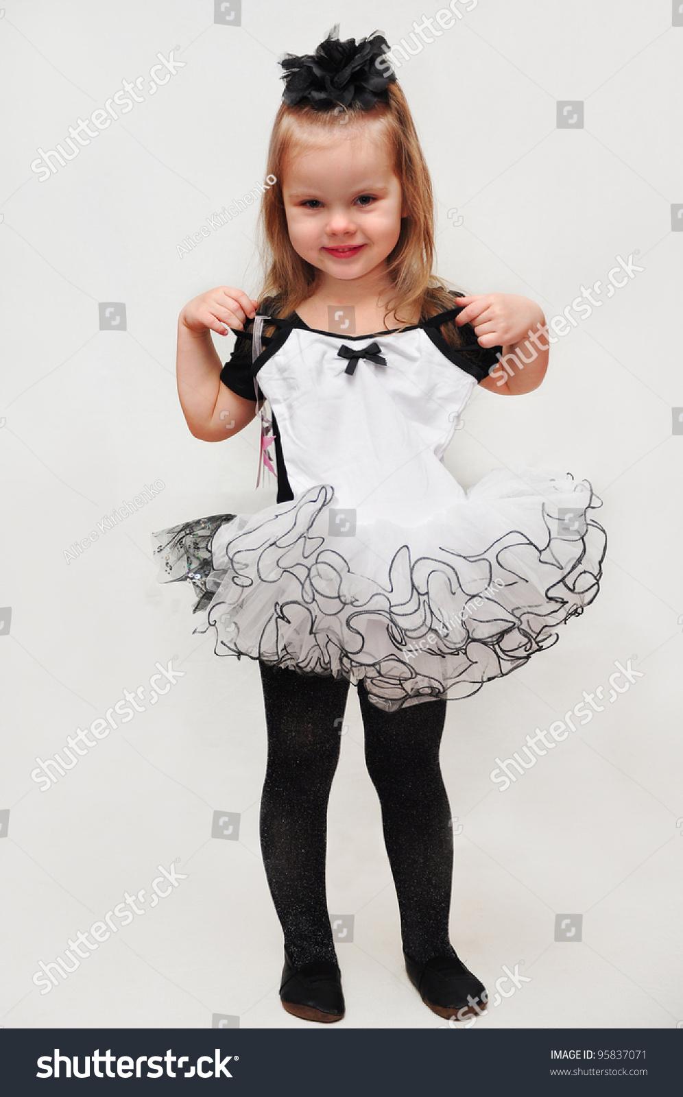 Young girl ballerina models #8