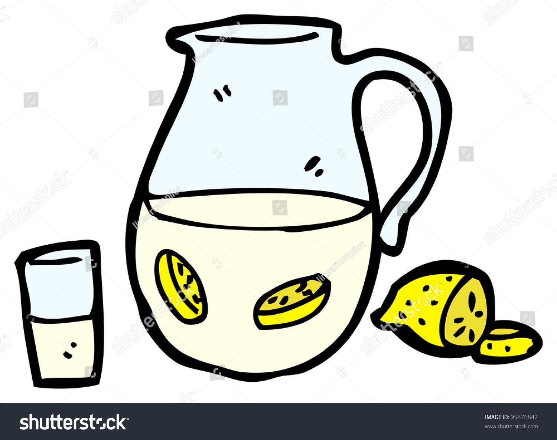 lemonade clipart black and white - photo #7