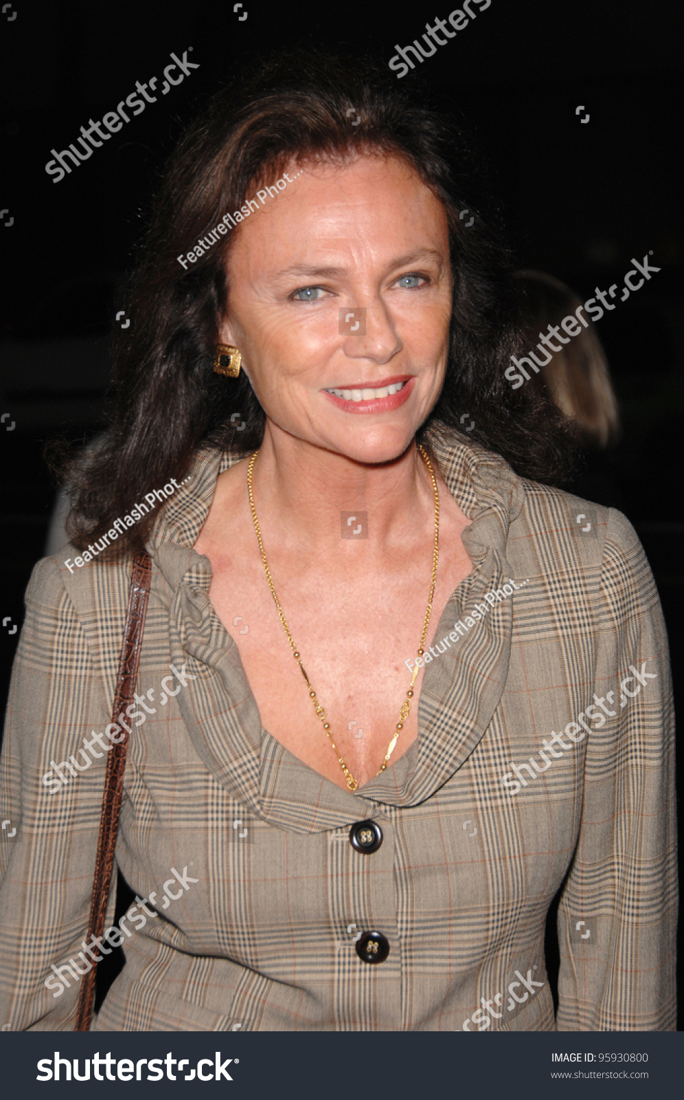Actress Jacqueline Bisset Los Angeles Premiere Stock Photo Edit Now Jacquelle Eyebrow Scissors At The Of Queen October 3
