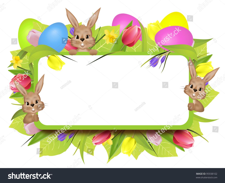 Happy Easter Stock Photo 95938102 : Shutterstock