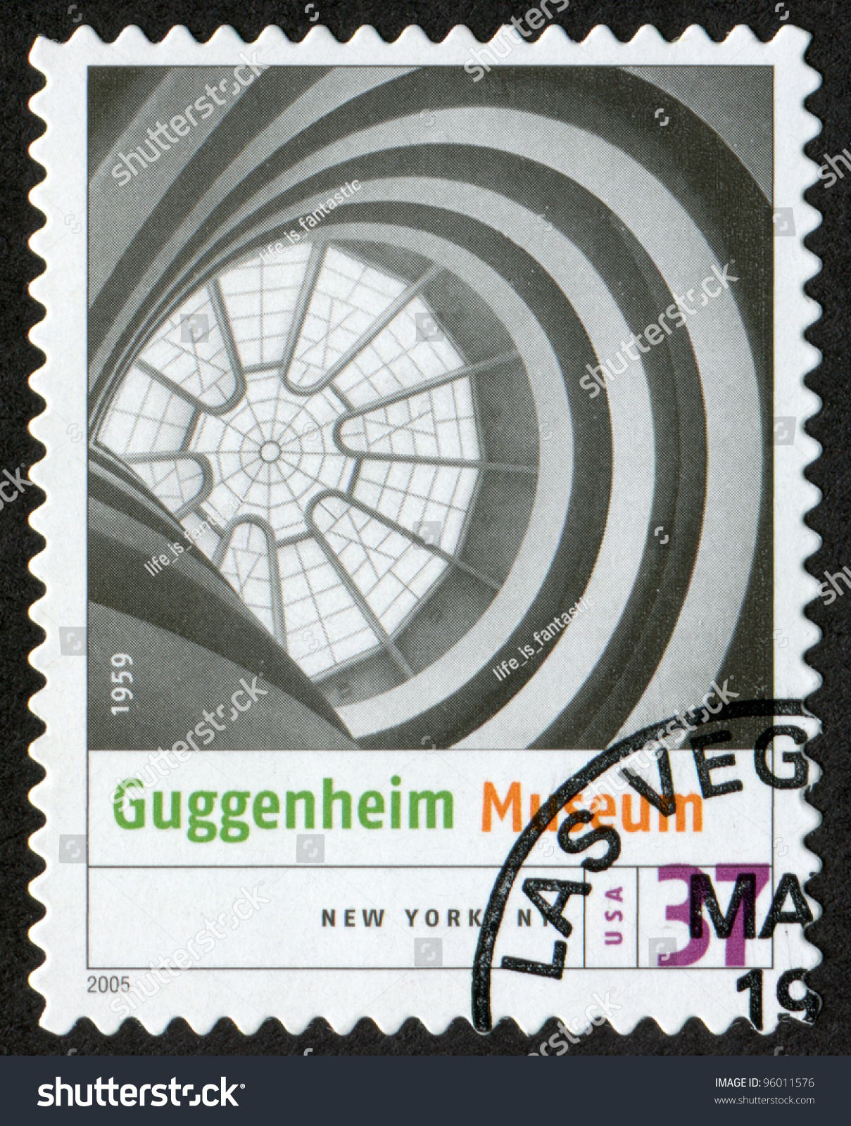 Usa circa 2005 postage stamp printed stock photo 96011576 for New york state architect stamp