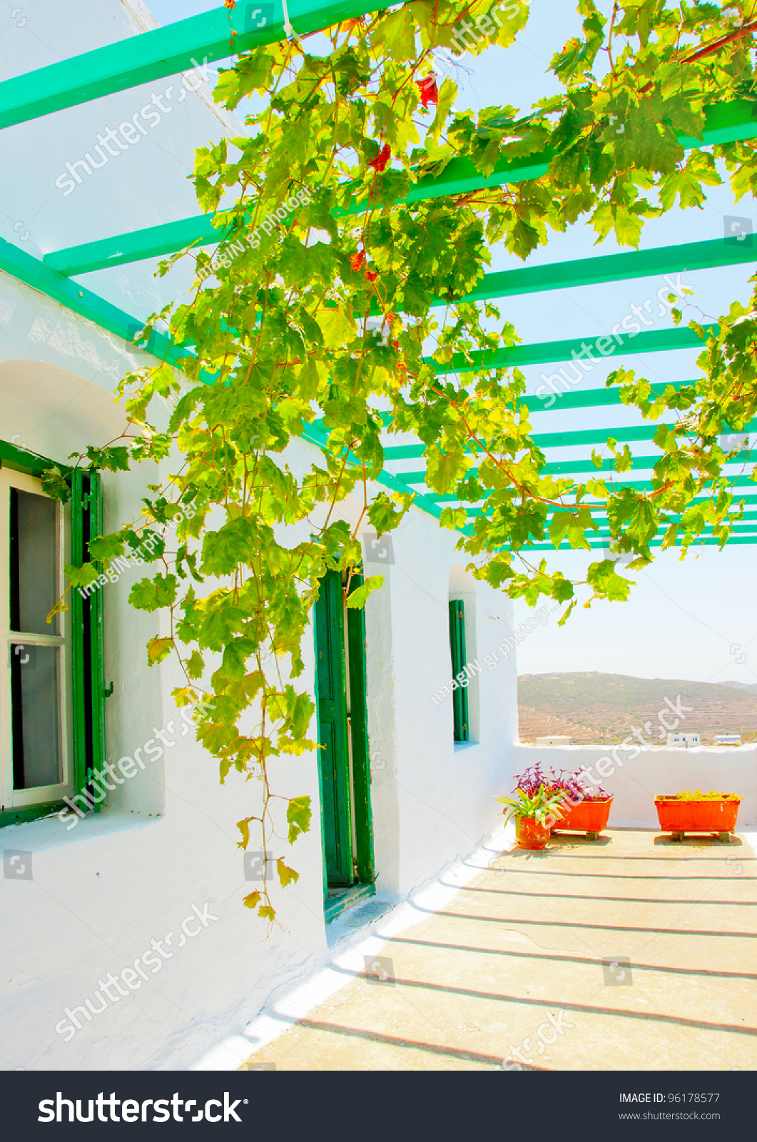 Old beautiful traditional house in chora the capital of amorgos island -  Old Traditional Small House In Chora The Capital Preview Save To A Lightbox