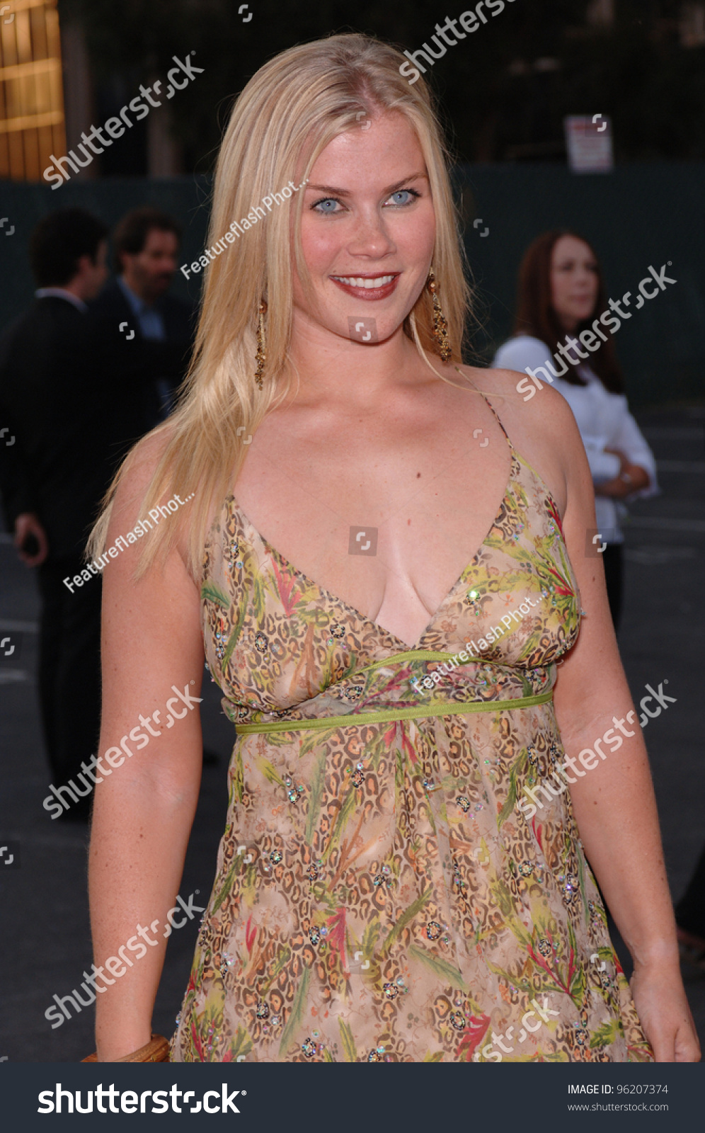 100 Pictures of Alison Sweeney Oops