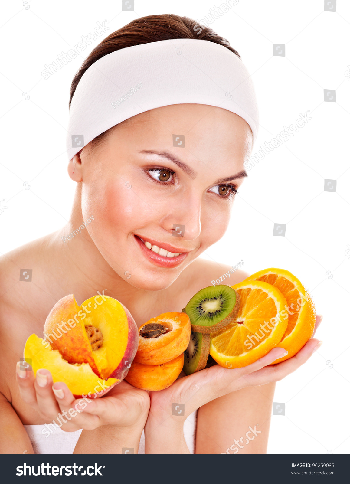 Vid... Luv homemade fruit facial
