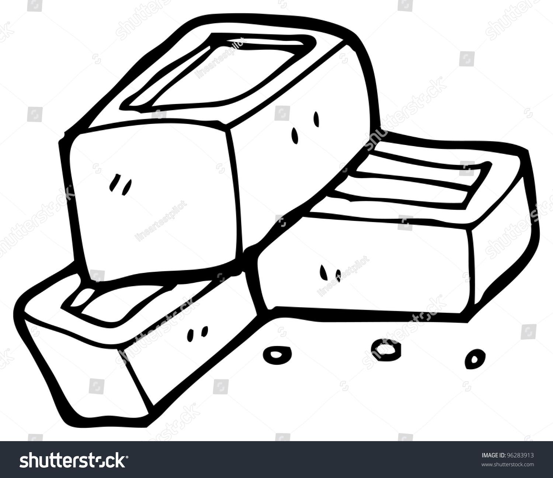 Brick Clipart Black And White