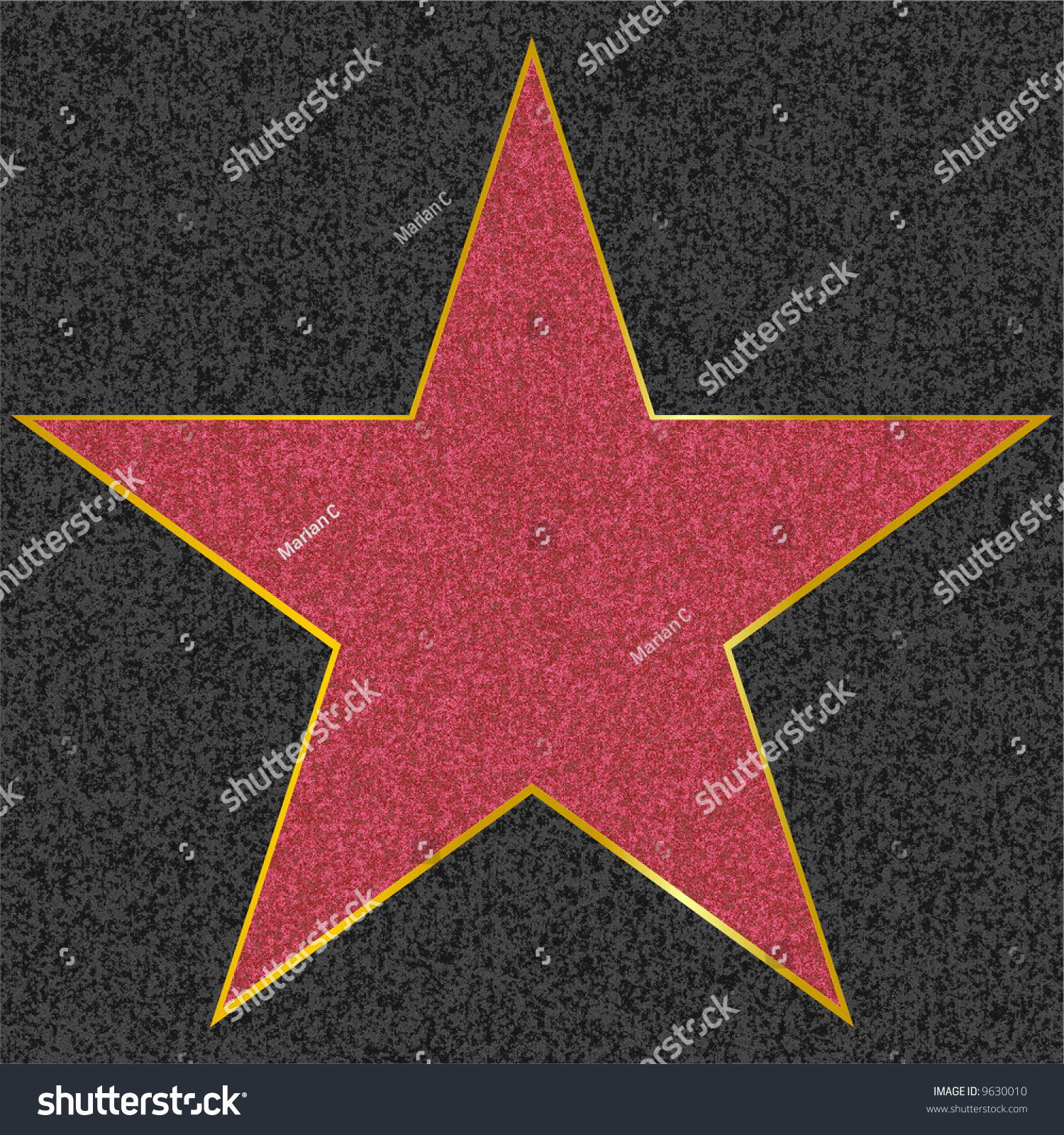 blank hollywood walk of fame movie star wwwimgkidcom