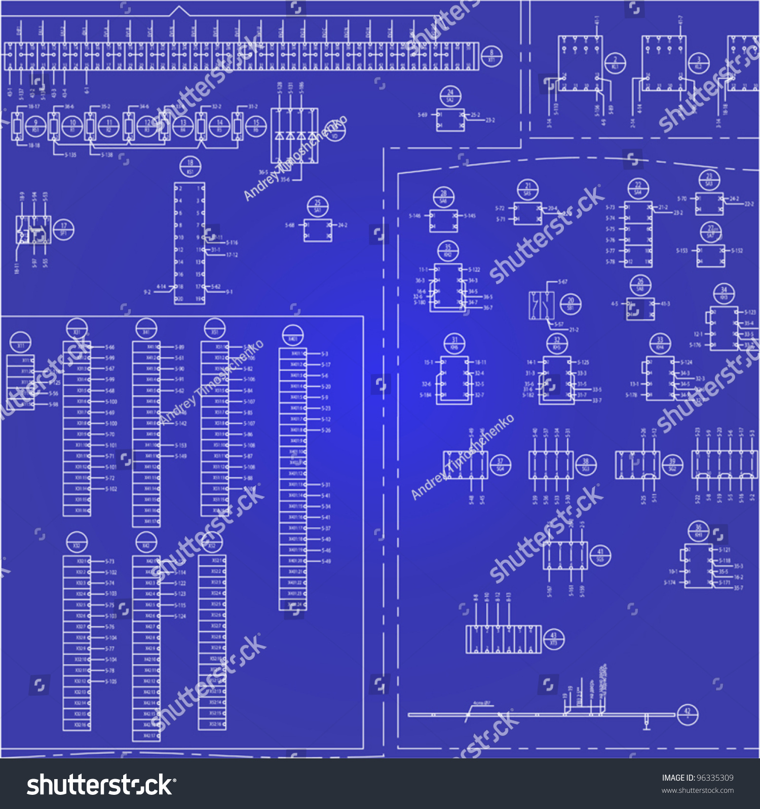 electrical wiring diagram background stock photo photo vector rh shutterstock com