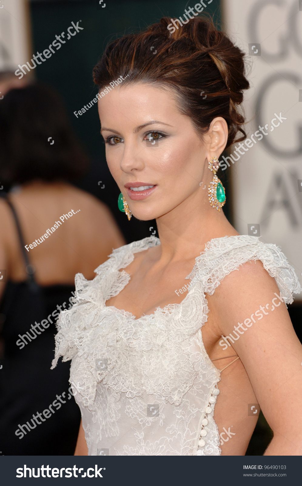 Buy Beckinsale kate 63rd golden globes picture trends
