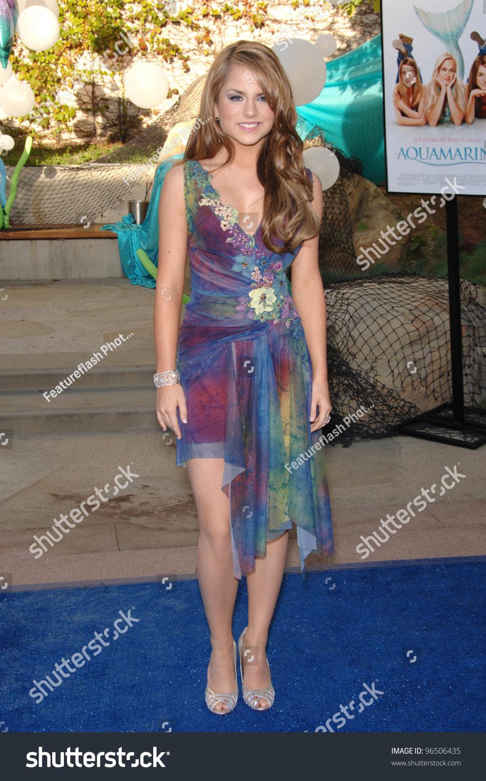 jojo los angeles premiere her new stock photo 96506435