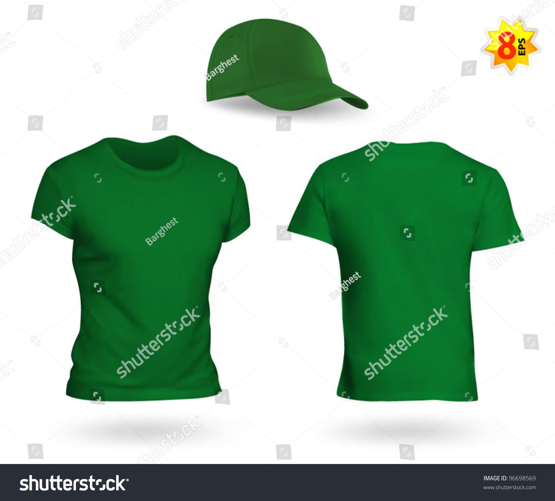 Zazzle t shirt design template - Green T Shirt Template Khafre