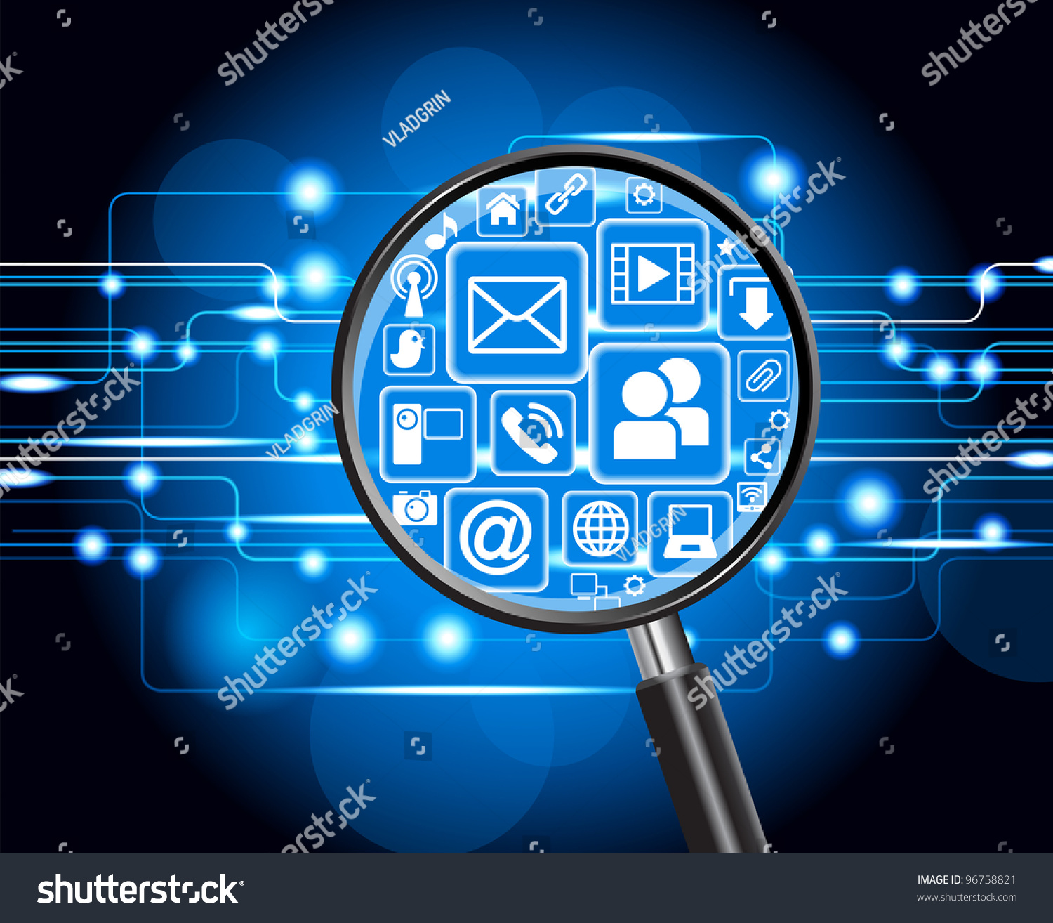 The Concept Of Search Of The Information In Computer