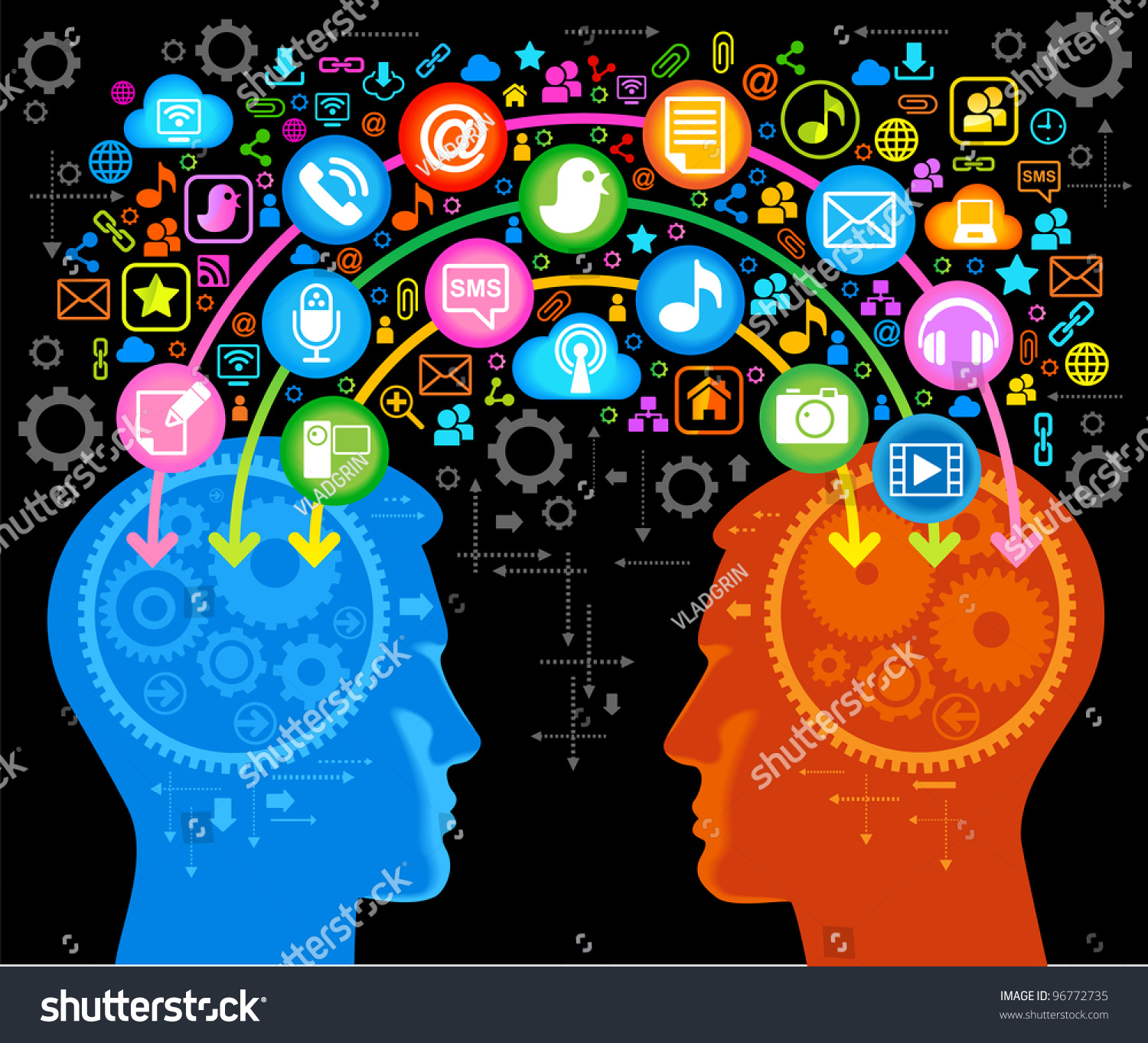 3 minute speech on social networks Social networks are now visited more the ideal would be an ajax or similar news feed that updated every minute or so without social network users like to see.